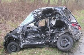Polizei Northeim/Osterode: POL-NOM: 22 Jährige bei Verkehrsunfall getötet
