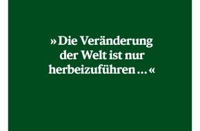 """Deutsche Bahn AG: """"DB mobil""""-Novemberausgabe in grün würdigt CO2-Einsparergebnis der Deutschen Bahn"""