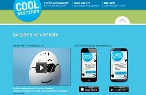"Pascoe Naturmedizin: Ab sofort verfügbar: ""CoolBestehen"" - die erste App gegen Prüfungsangst"