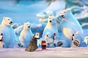 Coca-Cola Deutschland: Winterzeit ist Framily-Zeit / Coca-Cola startet die Winterkampagne 2016