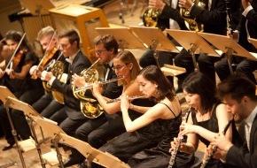 Schweizer Jugend-Sinfonie-Orchester: SJSO Schweizer Jugend-Sinfonie Orchester - Frühjahrstournee 2014