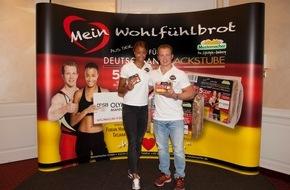 Mestemacher GmbH: Mestemacher spendet für Olympiasieger von morgen