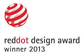 Kaba AG: La nouvelle clé Kaba star: récompensée par le Red Dot Design Award