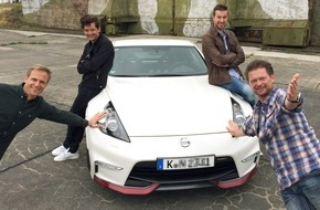 "RTL II: GRIP - Das Motormagazin: ""2 gegen 1 Million"""
