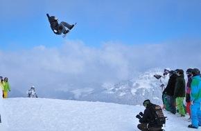 ALPBACHTAL SEENLAND Tourismus: Die neuesten Bretter werden auf Alpbachs Pisten getestet