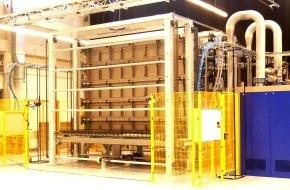 Aston Foods AG: Aston Foods présente une innovation mondiale porteuse d'avenir dans le secteur du refroidissement sous vide de produits de boulangerie