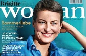 Gruner+Jahr, Brigitte Woman: 15 Jahre BRIGITTE WOMAN / Ab sofort mit neuen Rubriken und frischem Layout