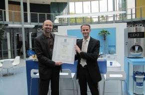 BRITA GmbH: BRITA GmbH nach DIN EN ISO 9001 zertifiziert (mit Bild)