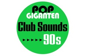 "RTL II: Am 2. Februar bei RTL II: ""Pop Giganten: Club Sounds 90s"""