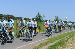 """RWE Deutschland AG: RWE startet heute in die E-Bike-Saison / Projekt """"E-Bikes on Tour"""" verbindet Klimaschutz und moderne Mobilität"""