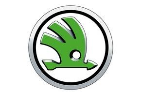 Skoda Auto Deutschland GmbH: Aktuelles SKODA Logo feiert Geburtstag
