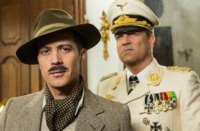 """NDR / Das Erste: """"Der gute Göring"""": NDR und BR drehen Doku-Drama um den Bruder des Nazi-Verbrechers - mit Francis Fulton-Smith, Barnaby Metschurat, Natalia Wörner und Anna Schudt"""
