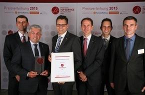 DVAG Deutsche Vermögensberatung AG: Deutsche Vermögensberatung (DVAG): Bester Finanzdienstleister im Wettbewerb zur Servicequalität (FOTO)