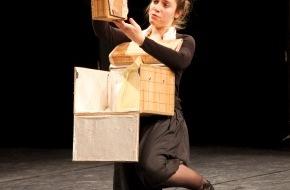 Migros-Genossenschafts-Bund Direktion Kultur und Soziales: Migros-Kulturprozent: Bewegungstheater-Wettbewerb 2012   Ausgezeichneter Nachwuchs