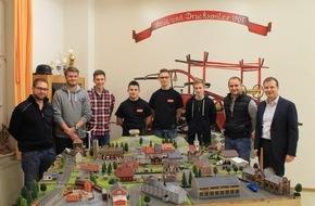 Feuerwehr Kirchhundem: FW-OE: Neues Planspiel für die Löschgruppe Kirchhundem