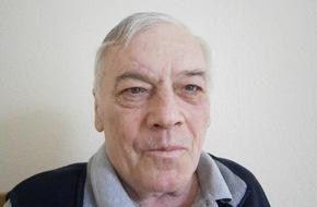 Polizeidirektion Hannover: POL-H: Öffentlichkeitsfahndung Polizei sucht den Vermissten Johannes R. - Wer kann Hinweise geben?