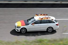 AUTO BILD: AUTO BILD EM-Special: Auto-Fanartikel im Sicherheitscheck