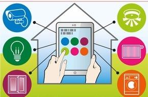 LBS Infodienst Bauen und Finanzieren: Smart Home: Das intelligente Zuhause