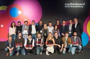 """Medienboard Berlin-Brandenburg GmbH: Medienboard-geförderter """"Your Turn - Der Video-Creator Wettbewerb"""" kürt die besten Webvideo-Konzepte"""
