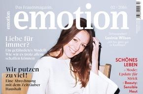 """EMOTION Verlag GmbH: Jörg Pilawa: """"Mir fehlt Ich-Zeit"""""""
