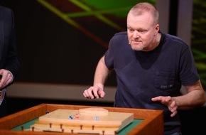 ProSieben Television GmbH: Wer schlägt den Raab? 1,5 Millionen im Jackpot am Samstag auf ProSieben