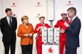 Vodafone GmbH: Deutschland bekommt ein neues Netz