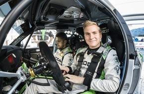 Skoda Auto Deutschland GmbH: Platz zwei auf Korsika: Lappi setzt SKODA Erfolgsserie in der Rallye-WM fort