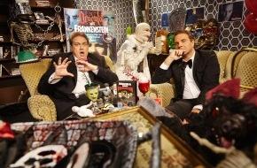 """Tele 5: BeFaZ statt SchleFaZ? Santa Kalk und sein rotnasiges Rentier Rütti präsentieren die """"A-Liga der angesagtesten Promi-Monster in nur einem Film"""""""