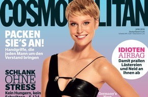 Bauer Media Group, Cosmopolitan: Und auf das Cover der COSMOPOLITAN kommt... Kim!