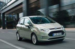 Ford-Werke GmbH: Ford mit attraktiven Produktneuheiten zum Frühjahr 2014 (FOTO)