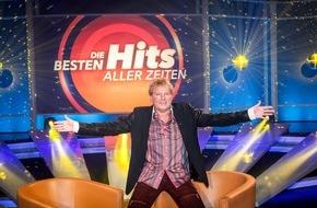"""MDR Mitteldeutscher Rundfunk: Bernhard Brink startet neue MDR-Show """"Die besten Hits aller Zeiten"""""""