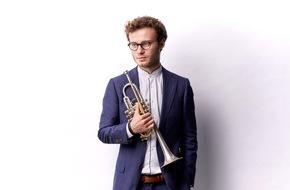 """SWR - Südwestrundfunk: Der Trompeter Simon Höfele wird """"SWR2 New Talent"""" 2016 (FOTO)"""