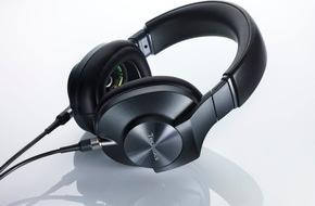 Panasonic Deutschland: Hochwertiges Design und großartiger Sound mit dem neuen Technics Kopfhörer EAH-T700: Das ultimative Musikerlebnis