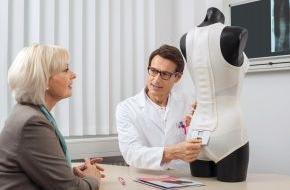 medi GmbH & Co. KG: Therapiebaustein Rückenorthesen / Osteoporose: Sturzprävention durch mehr Muskelkraft
