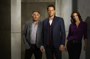 "SAT.1: ""Mr. Immortal"" statt ""Mr. Fantastic"": Die neue US-Crime-Serie ""Forever"" mit Ioan Gruffudd ab 20. Juli 2015 um 20:15 Uhr in SAT.1"