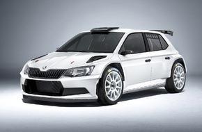 Skoda Auto Deutschland GmbH: Meilenstein für SKODA: Automobil-Weltverband FIA gibt grünes Licht für neuen Fabia R 5