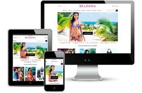 Beldona: Beldona.com - Beldona startet mit digitalem Vollsortiment durch