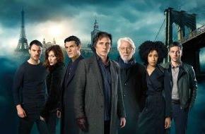 """SAT.1: Frische Crime Time: SAT.1 zeigt neue Folgen """"Criminal Minds""""  und die zweite Staffel """"Crossing Lines"""" ab 4. September 2014"""