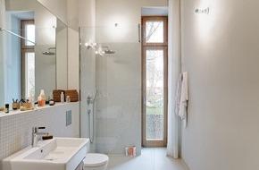 RWE Effizienz GmbH: Mein Bad denkt mit: Jetzt zieht Komfort ein