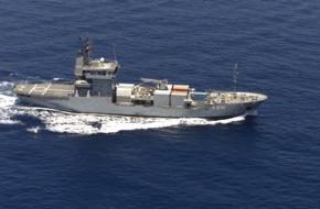 """Presse- und Informationszentrum Marine: Tender """"Donau"""" beendet Führungseinsatz - Deutsch-Niederländische Zusammenarbeit auf Flaggschiff erfolgreich"""