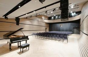 arlberg1800: Kulturtourismus in den Alpen - Konzertsaal auf dem Arlberg eröffnet