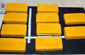 5 Kilo Heroin