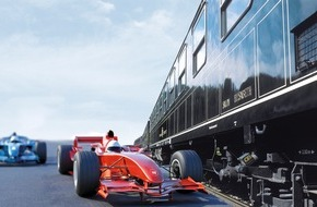Weiss Touristik: Im Kaiserzug zum Grand Prix von Österreich