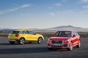 Audi AG: Audi Konzern mit robustem ersten Quartal