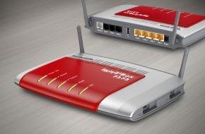 AVM GmbH: FRITZ!Box 7272: Neuauflage des DSL-Klassikers mit allem Komfort für Internet, Telefonie und Heimnetz