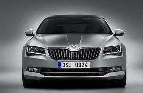 Skoda Auto Deutschland GmbH: SKODA 2014: Neue Rekorde bei Auslieferungen und Finanzergebnissen