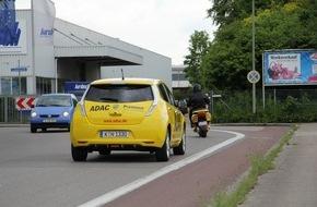ADAC: E-Auto Nissan Leaf überzeugt im ADAC-Dauertest / Nach 65.000 Kilometern hat die Batterie noch 90 Prozent Kapazität