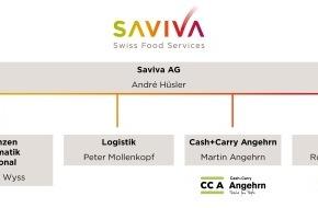 Migros-Genossenschafts-Bund: Cash+Carry Angehrn und Scana werden per 1. Juli 2013 Geschäftsbereiche der Saviva AG