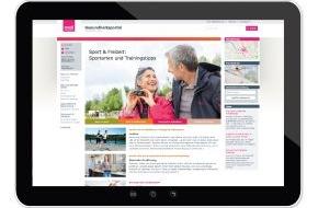 """medi GmbH & Co. KG: Internet: Das medi Gesundheitsportal ist """"on"""""""