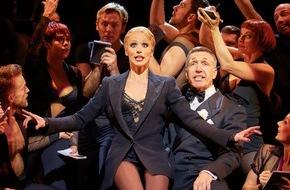 """Stage Entertainment Berlin: Rückkehr des sexy Klassikers: """"Chicago - Das Musical"""" kommt nach 15 Jahren wieder nach Berlin / Spielzeit: 11. Oktober 2015 bis 17. Januar 2016 im Stage Theater des Westens"""